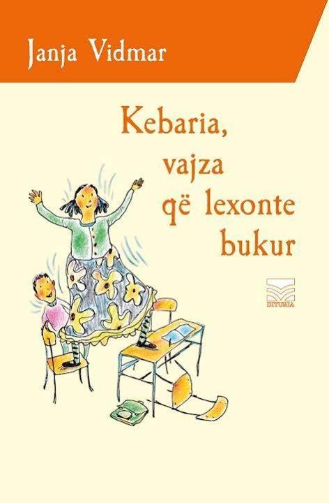 Kebaria, vajza që lexonte bukur