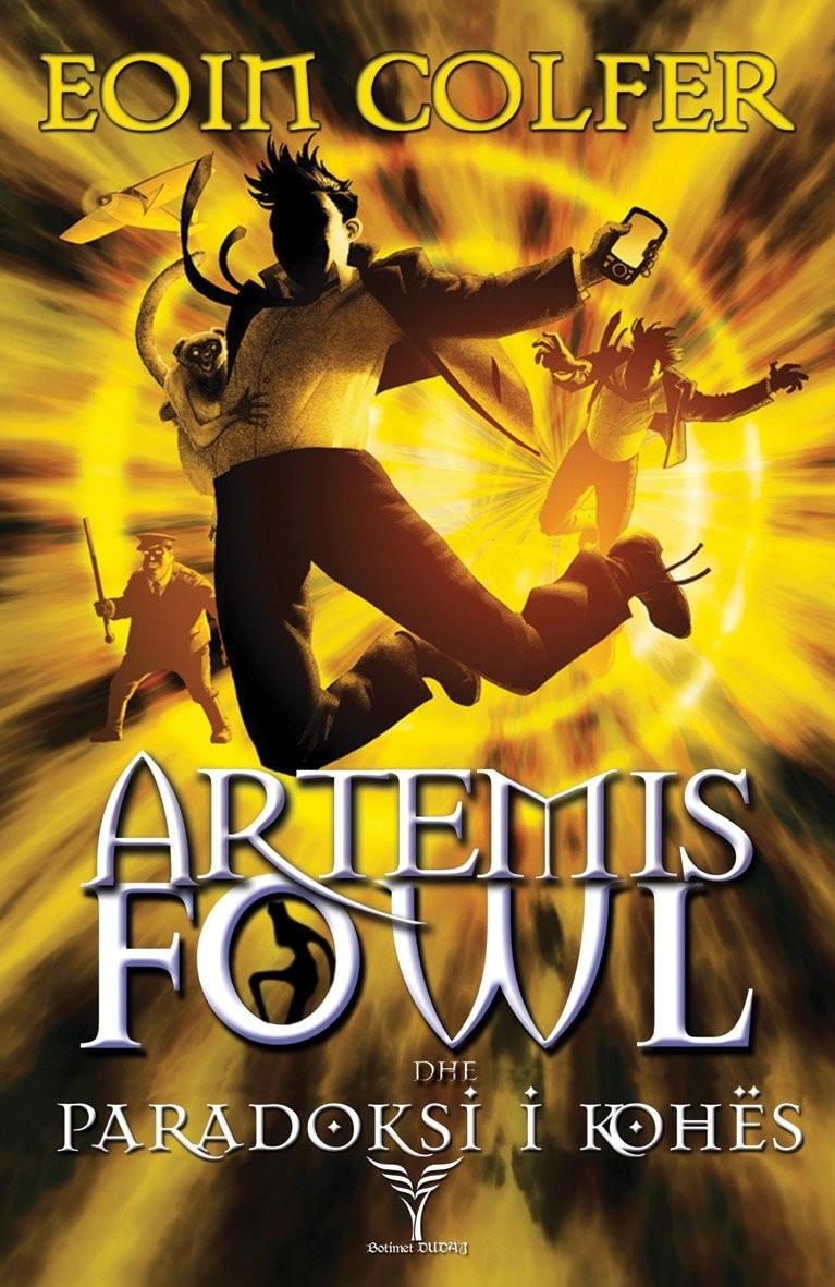 Artemis Fowl 6- Paradoksi i kohës