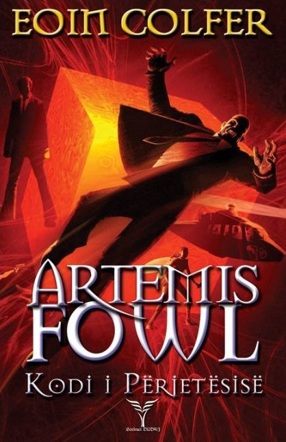 Artemis Fowl 3 Kodi i përjetësisë