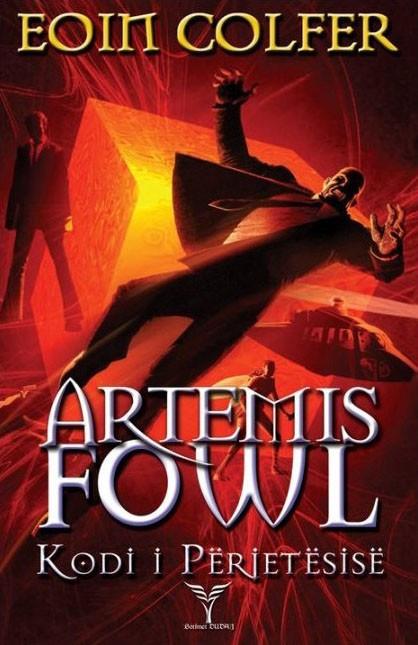Artemis Fowl 3 Kodi i perjetesise