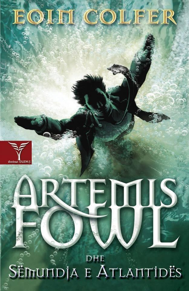 Artemis Fowl 7 - Semundja e Atlantides