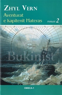 Aventurat e kapitenit Hateras, vellimi i dyte