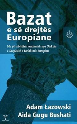 Bazat e së drejtës Europiane