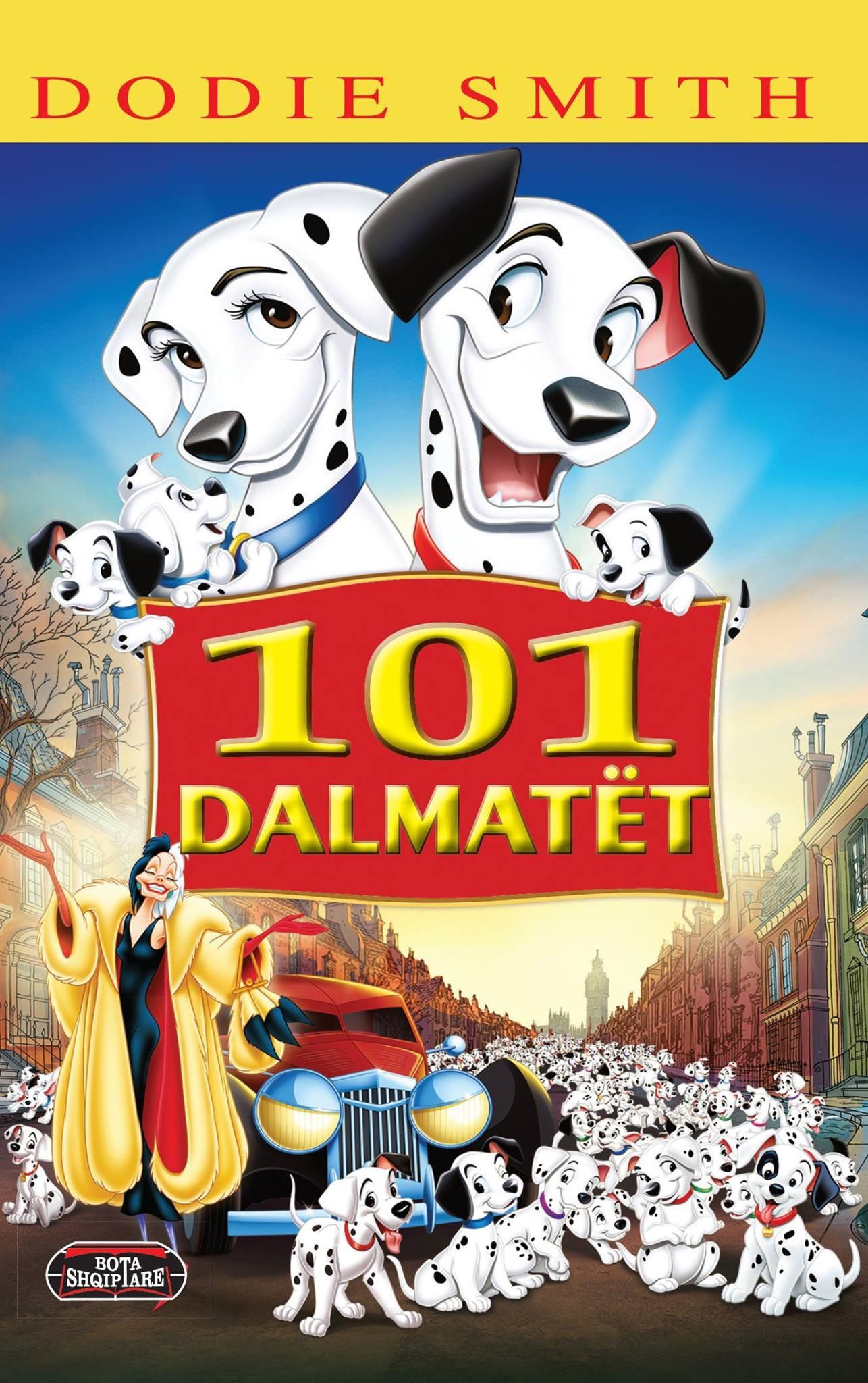 101 dalmatet