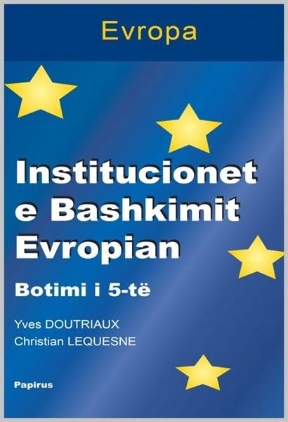 Institucionet e Bashkimit Europian