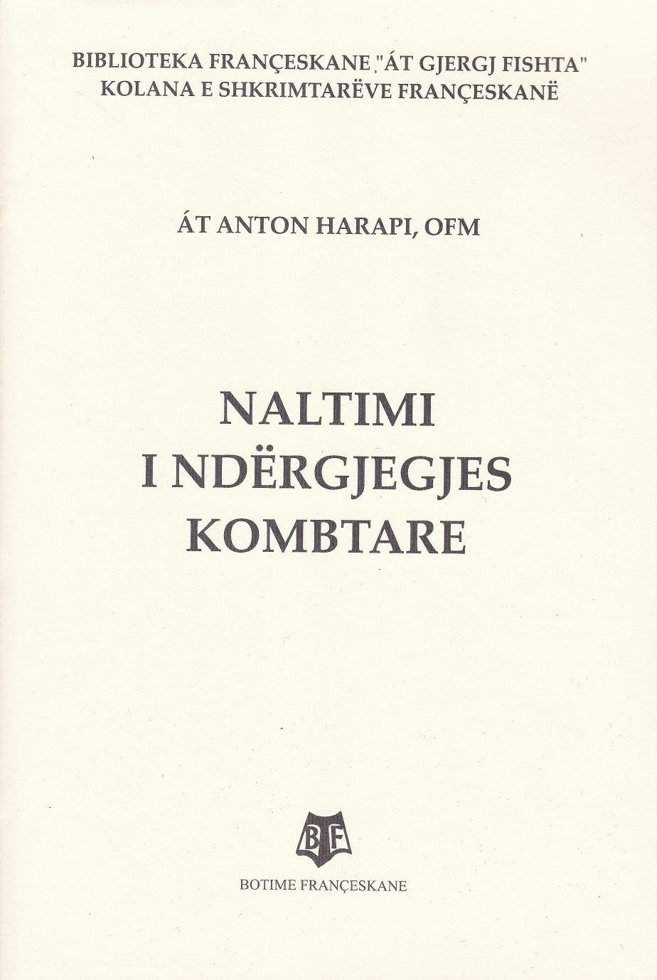 Naltimi i ndërgjegjes kombëtare