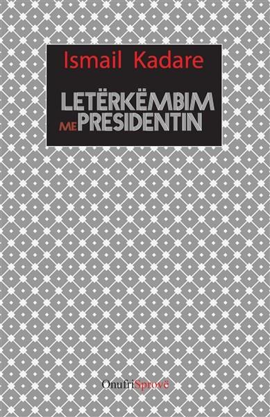 Letërkëmbim me presidentin