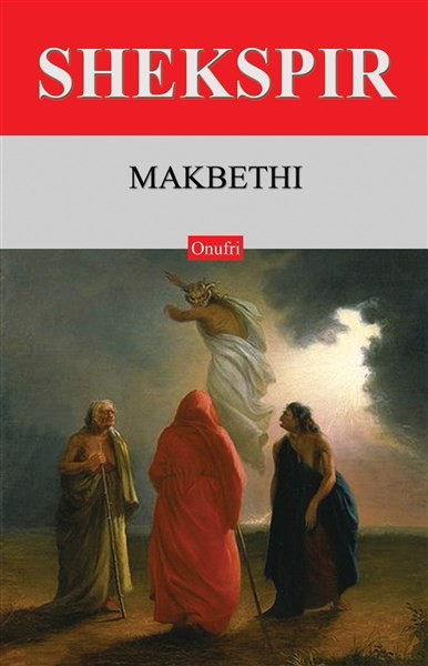 Makbethi - hard cover