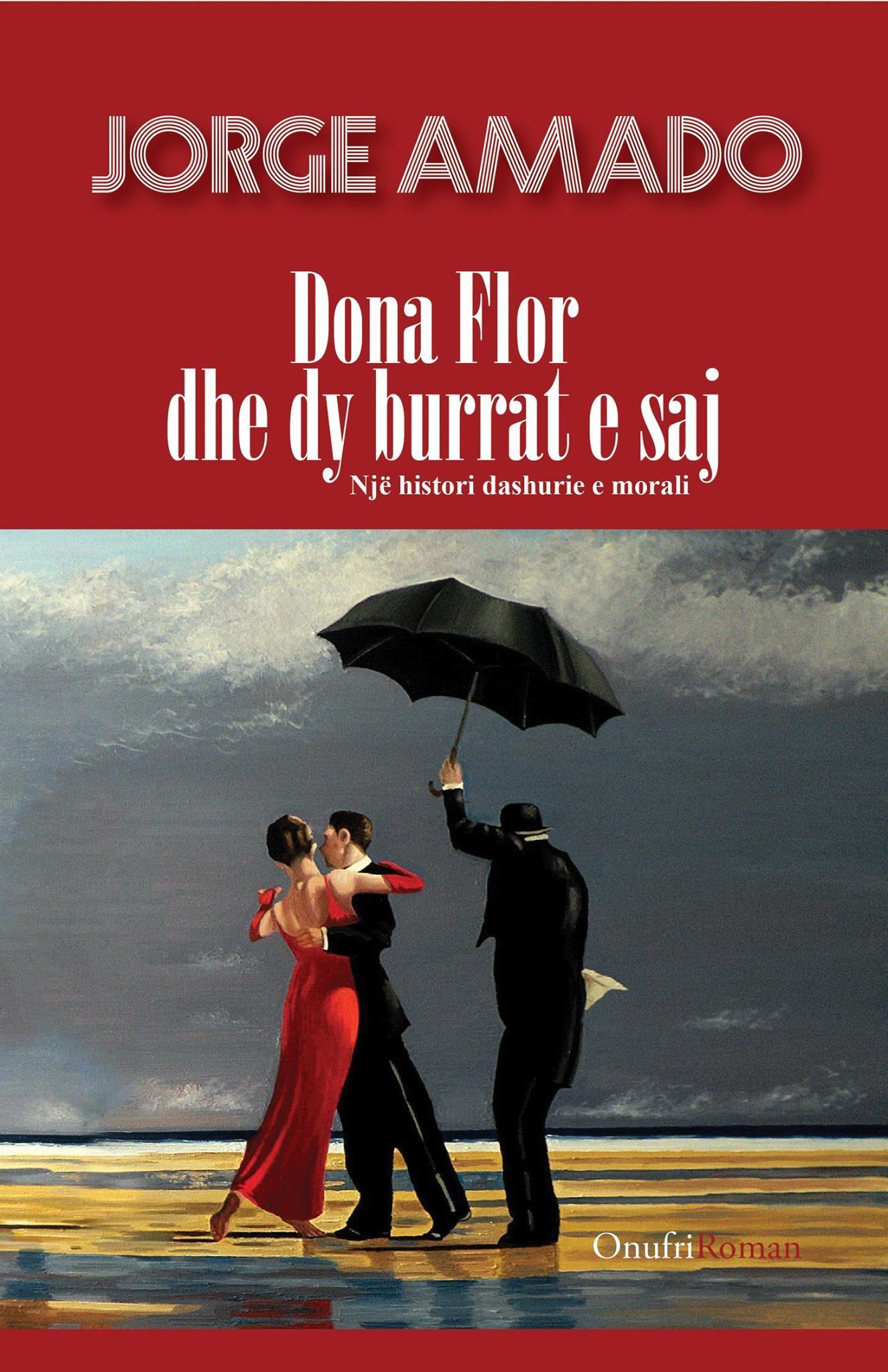 Dona Flor dhe dy burrat e saj – soft cover
