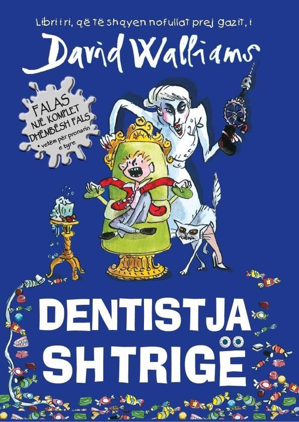 Dentisja shtrigë