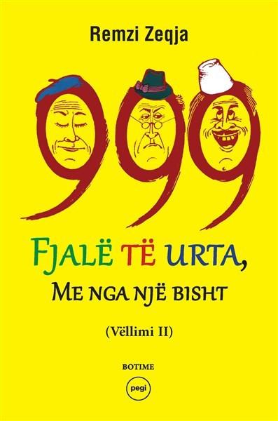 999 fjalë të urta, me nga një bisht, - vëll. 2