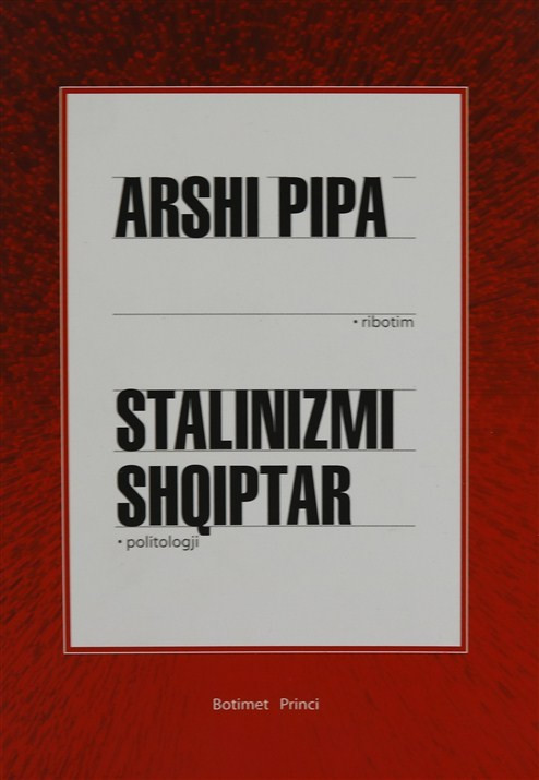 Stalinizmi shqiptar