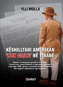 Keshilltari amerikan 'non grata' ne Tirane