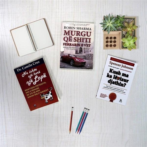 Set, 3 libra: Për sekretet e fatit dhe realizimin e ëndrrave