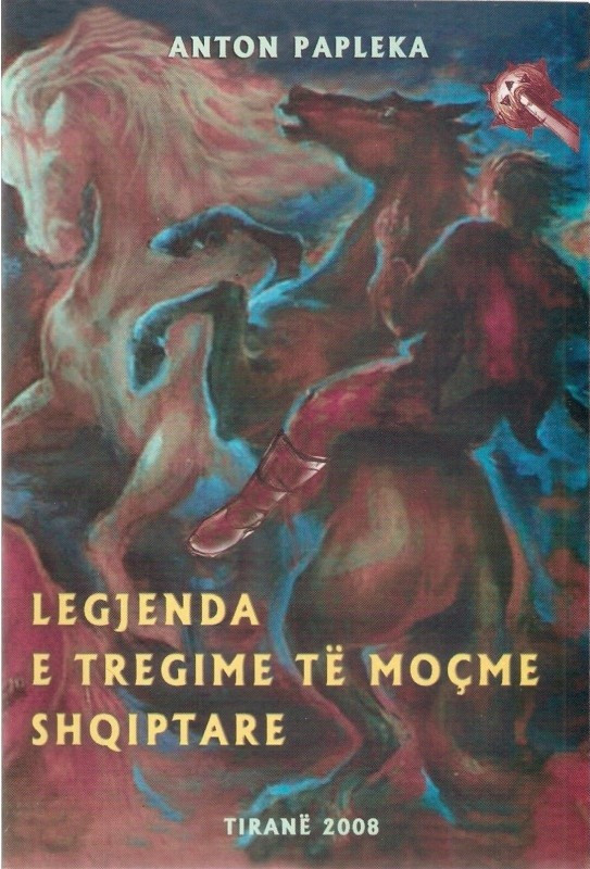 Legjenda e tregime të moçme shqiptare