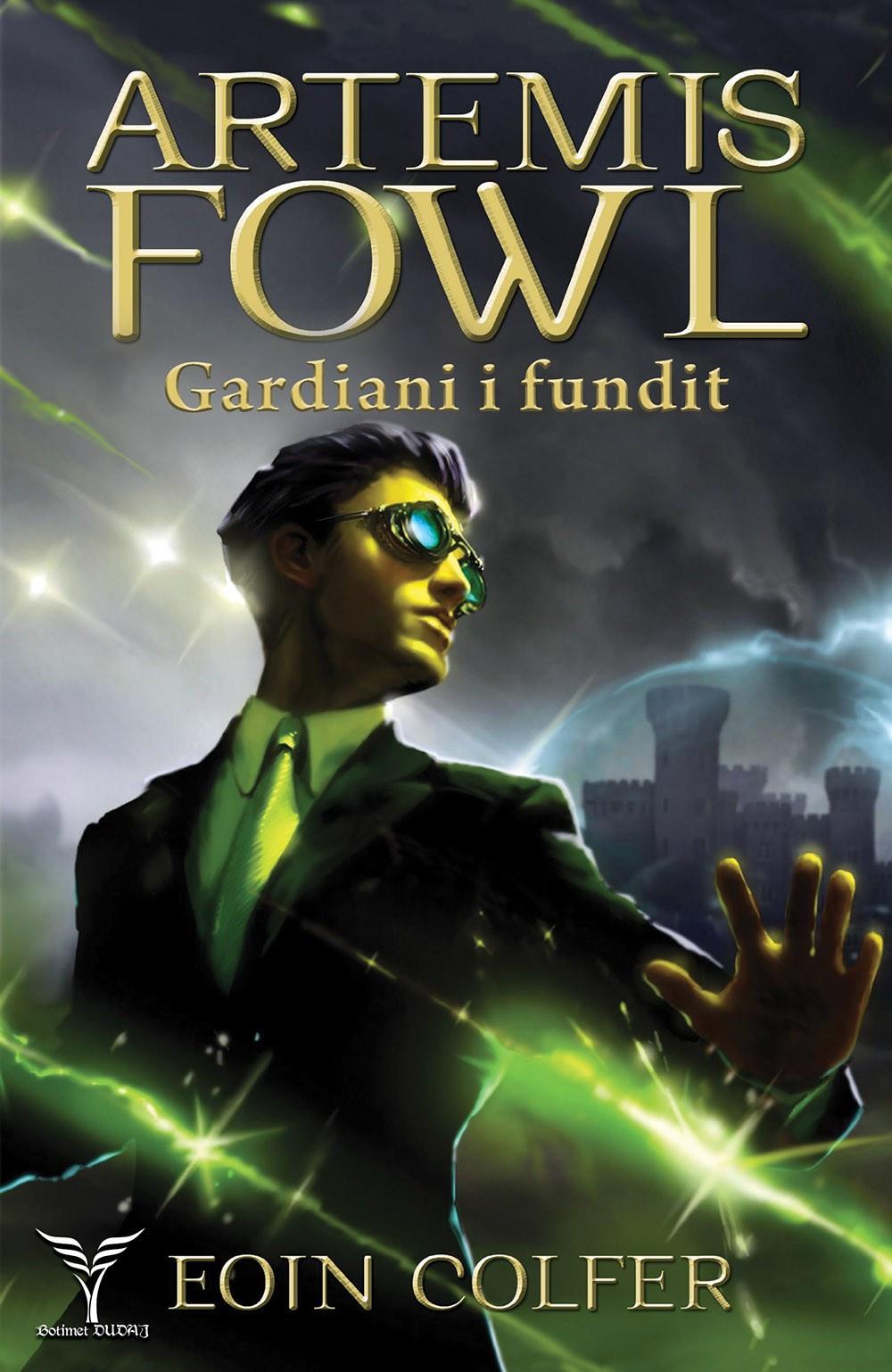 Artemis Fowl 8 - Gardiani i fundit