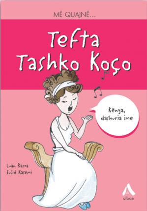 Më quajnë … Tefta Tashko Koço