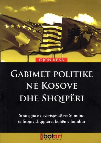 Gabimet politike në Kosovë dhe Shqipëri