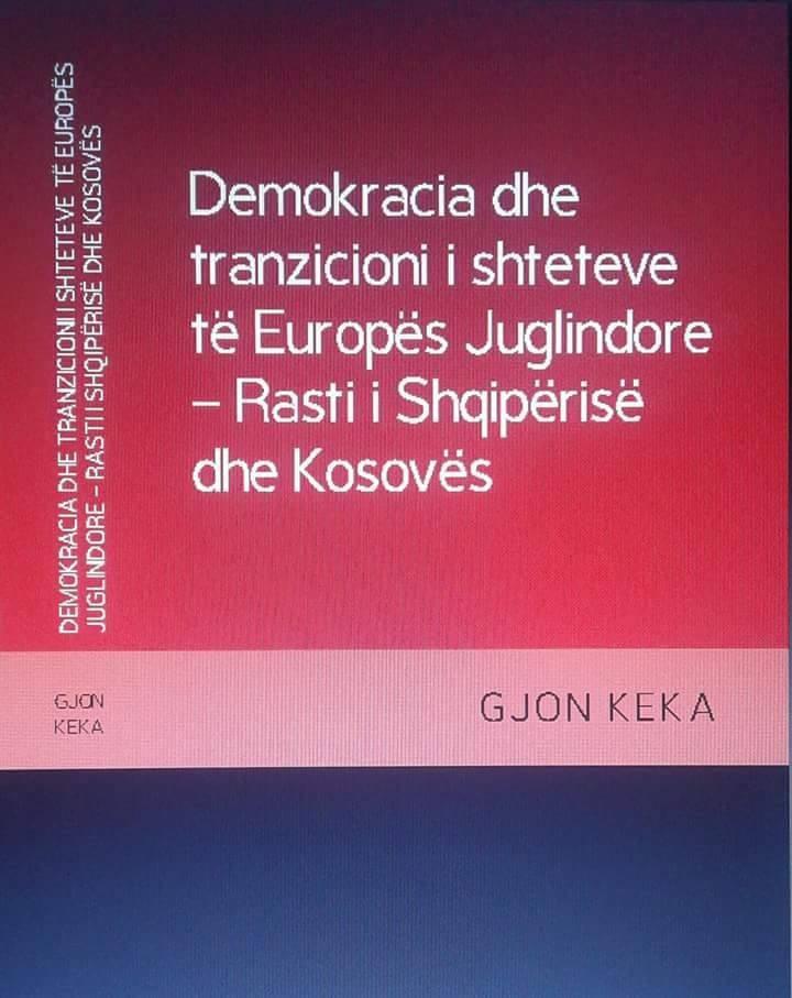Demokracia dhe tranzicioni i shteteve te Europes Juglindore