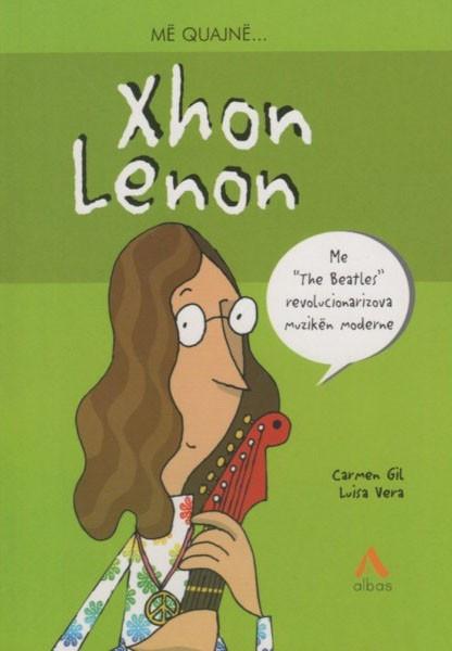 Me quajne... Xhon Lenon