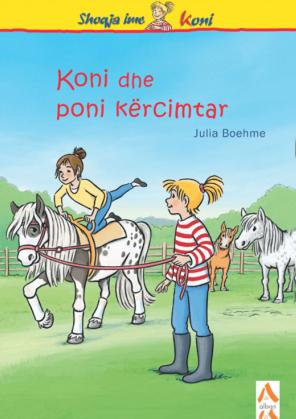 Koni dhe poni kercimtar