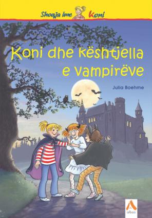 Koni dhe keshtjella e vampireve