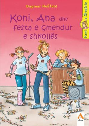 Koni, Ana dhe festa e çmendur e shkollës