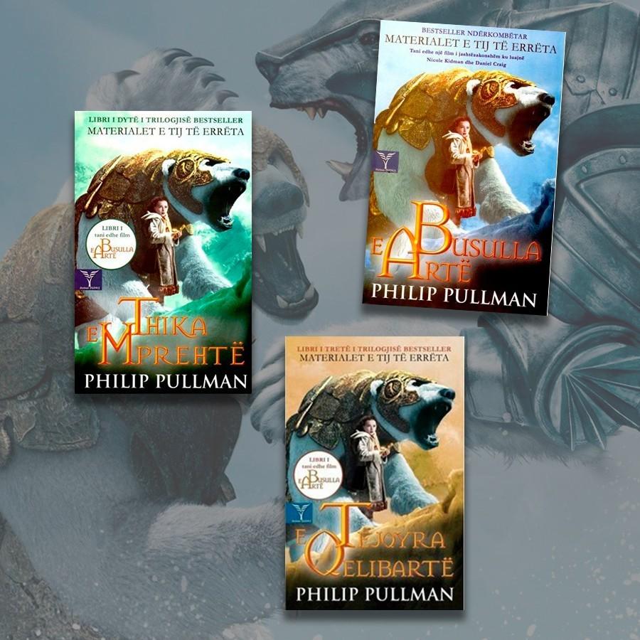 Triologjia e Binjakëve – Philip Pullman
