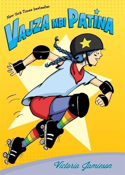 Vajza mbi patina