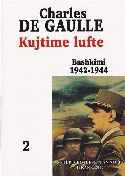 Kujtime lufte Vëll. II
