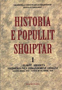Historia e popullit shqiptar. Vëllimi 1