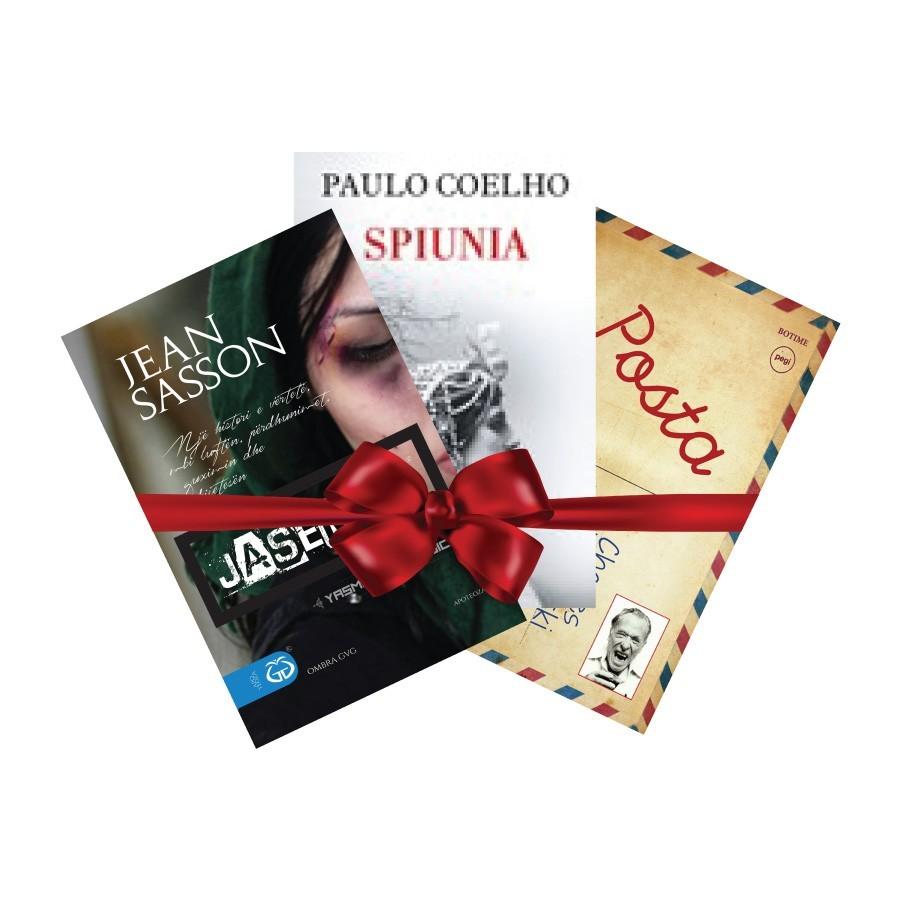 Pako librash dhuratë I - bestseller-at 2017