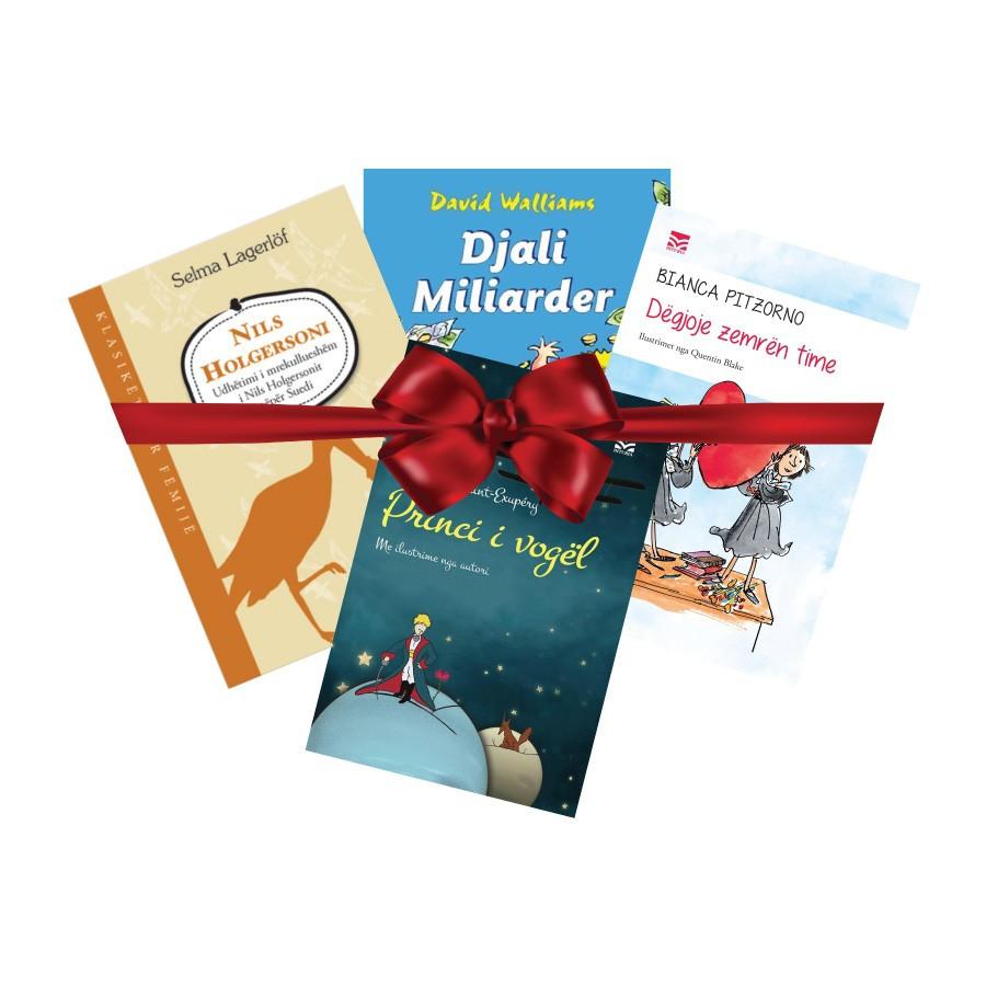 Pako librash dhurate per femije III – botimet e 2017-es