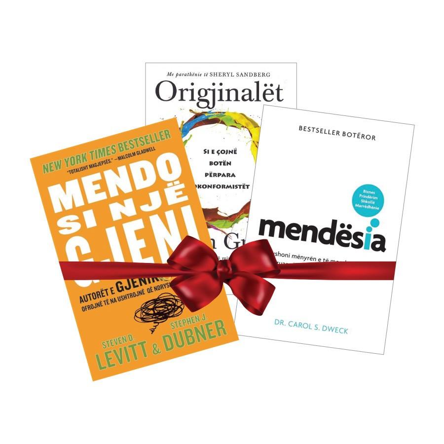 Pako librash dhuratë për zhvillimin personal I
