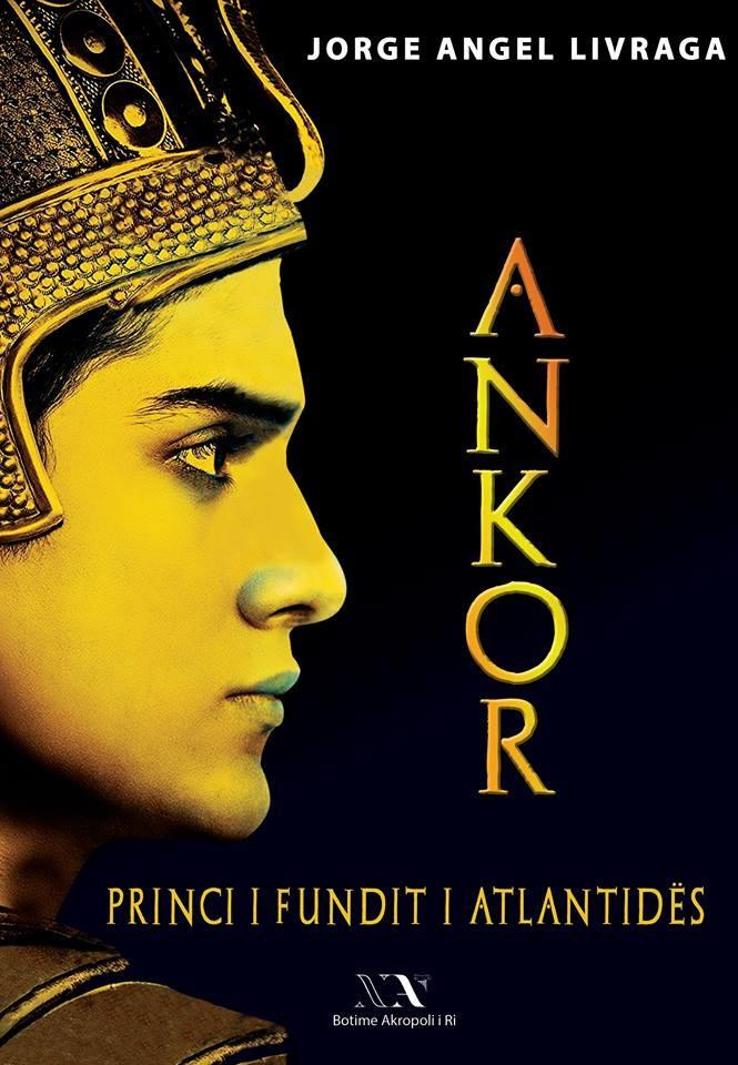 Ankor, princi i fundit i Atlantides