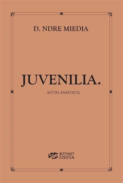 Juvenilia - botim anastatik