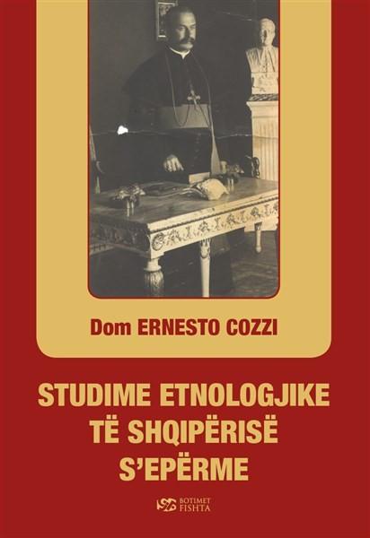 Studime etnologjike të Shqipnisë së epërme