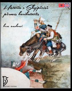 Historia e Shqipërisë përmes karikaturës