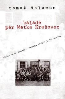 Baladë për Metka Krašovec