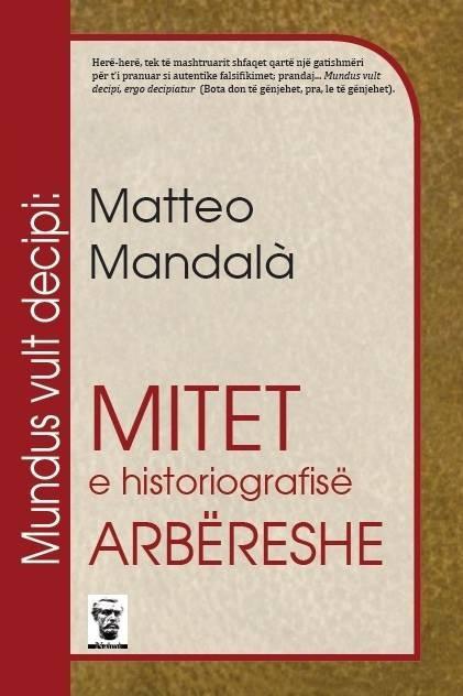 Mitet e historiografisë arbëreshe