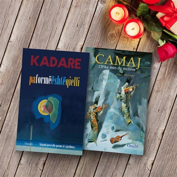 Dashuri që flasin në poezinë shqipe