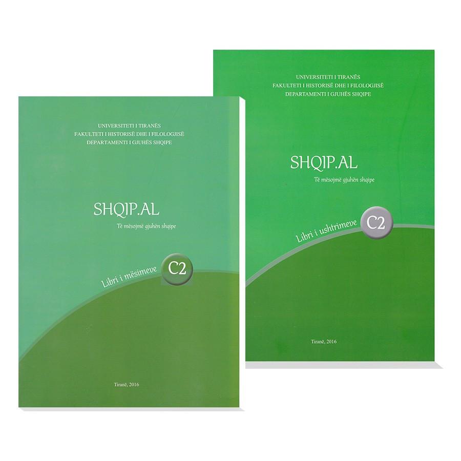 """Metoda """"Te mesojme gjuhen shqipe """"Shqip.al"""" - Niveli C2"""