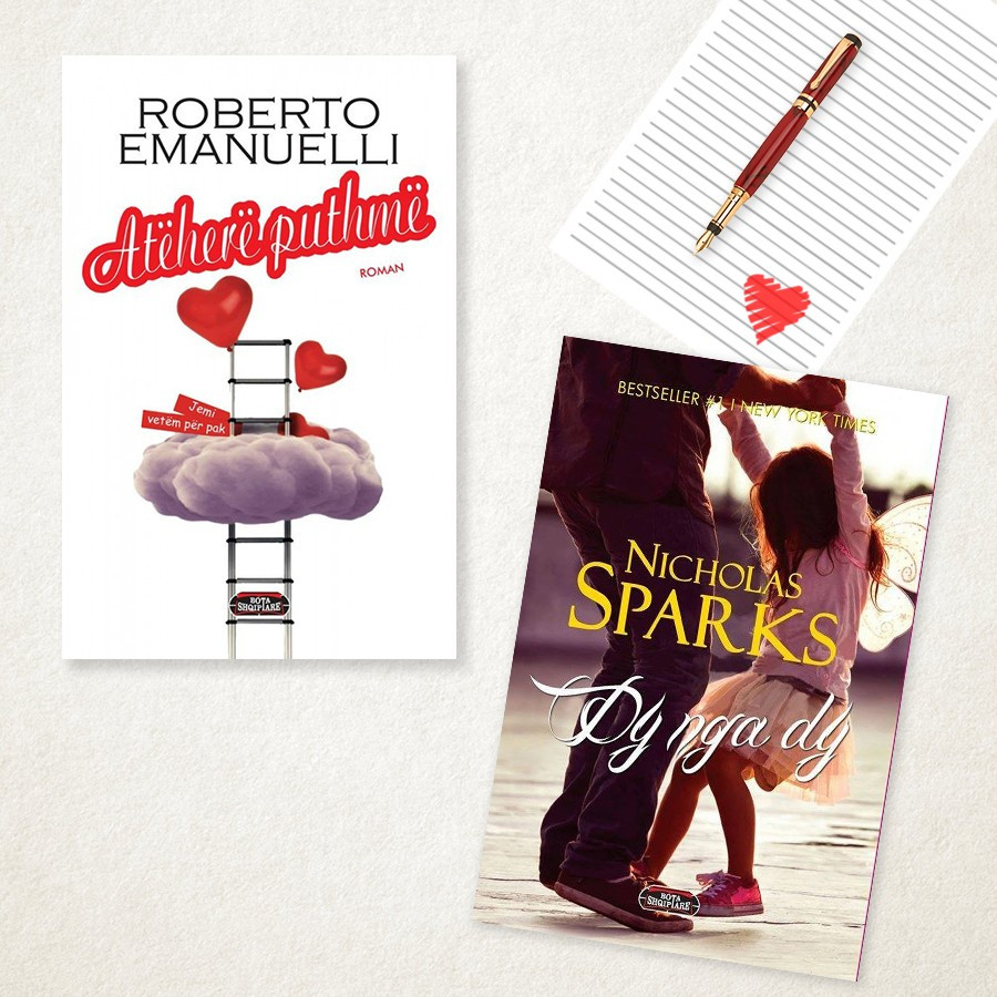 Dashuri që flasin - me Sparks dhe Emanuelli