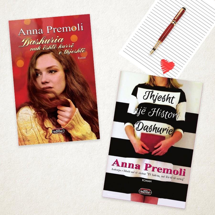 Dashuri që flasin - me Anna Premoli