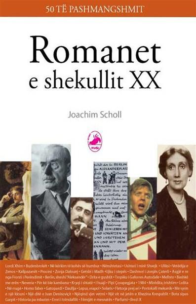 50 romanet e shekullit XX