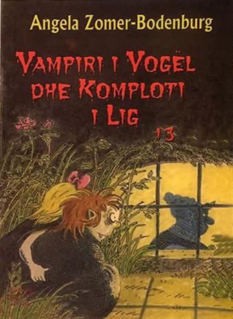 Vampiri i vogel dhe komploti i lig - 13