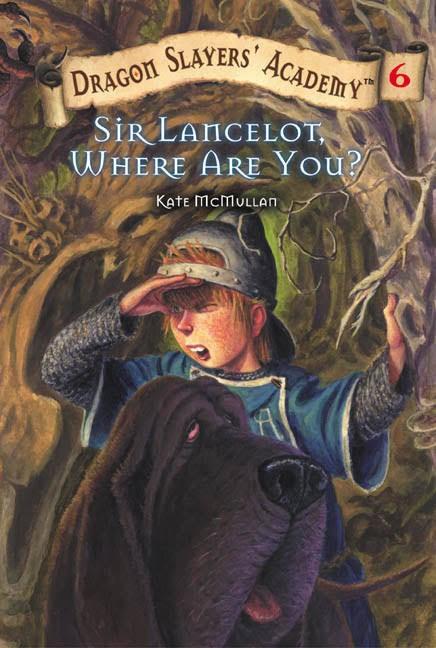 Ser Lanselot, ku je?