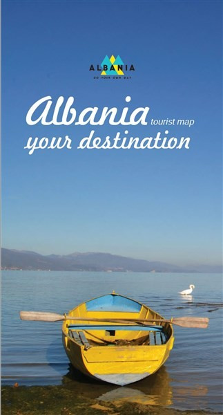 New Tourism Map - Albania –Your Destination