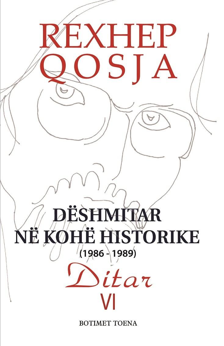Dëshmitar në Kohë Historike 1986 -1989, Vëllimi VI