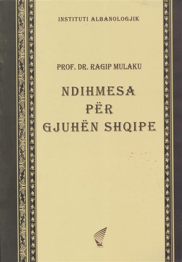 Ndihmesa për gjuhën shqipe